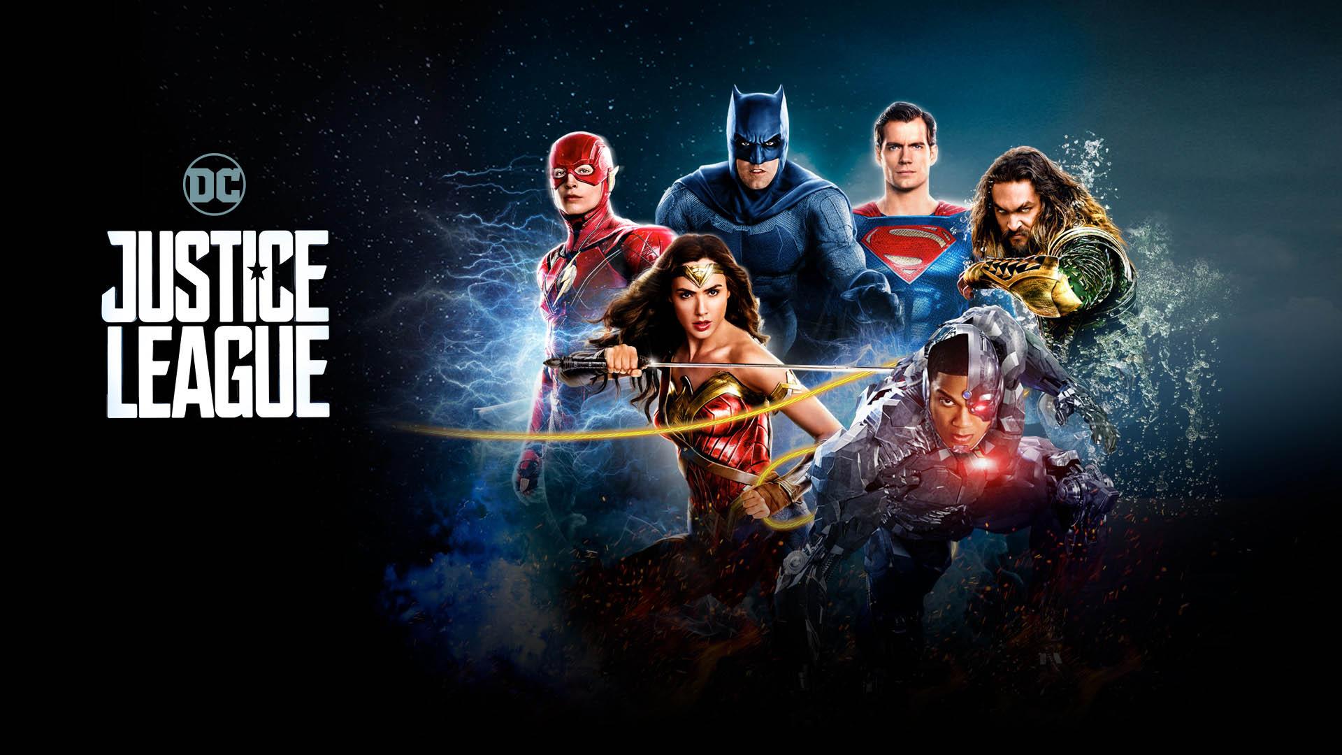 Buy Justice League