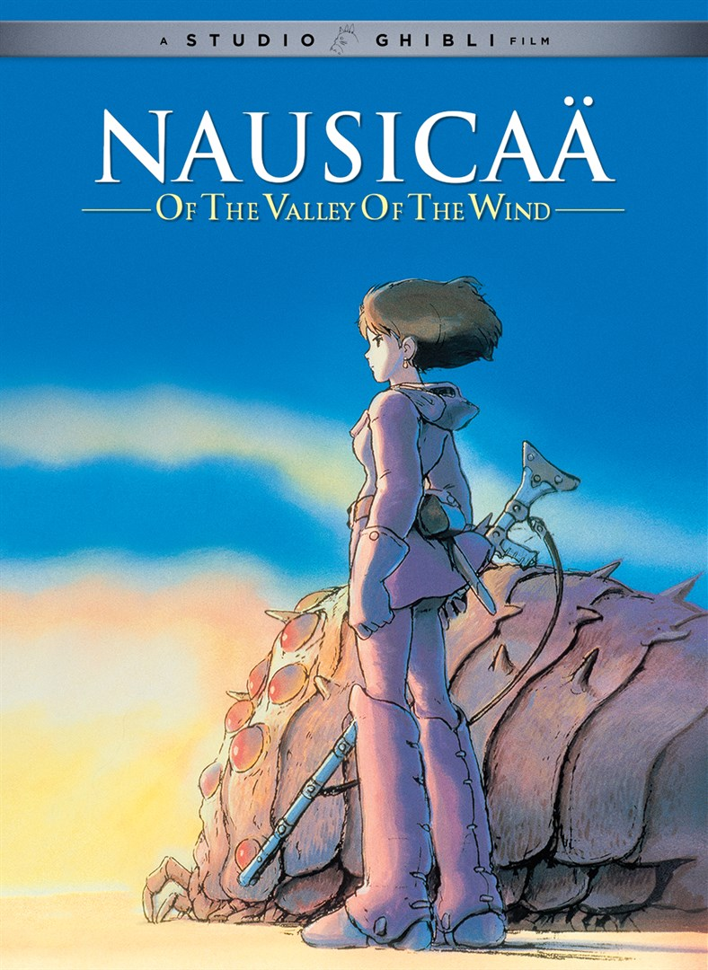 Buy Nausicaä of the Valley of the Wind (Subtitled) - Microsoft Store