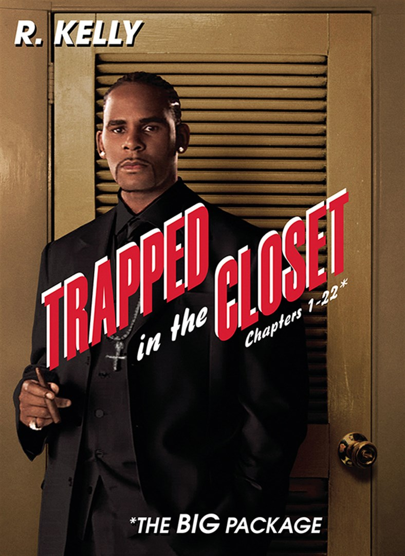 Buy R Kelly Trapped In The Closet Chapters 1 22 The Big Package