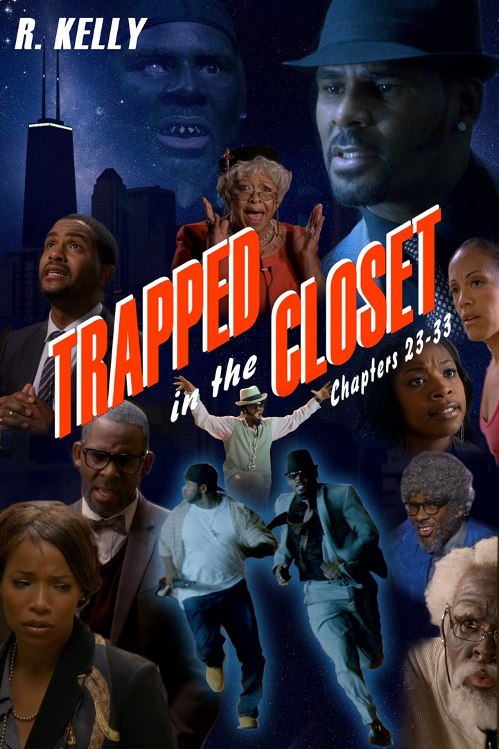 Amazon. Com: r. Kelly trapped in the closet: chapters 23-33: r. Kelly.