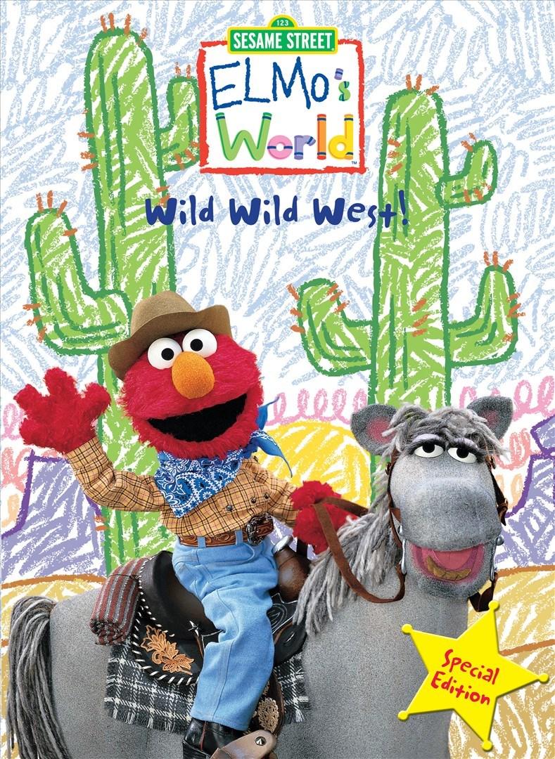 Buy Sesame Street Elmo S World Wild Wild West Microsoft