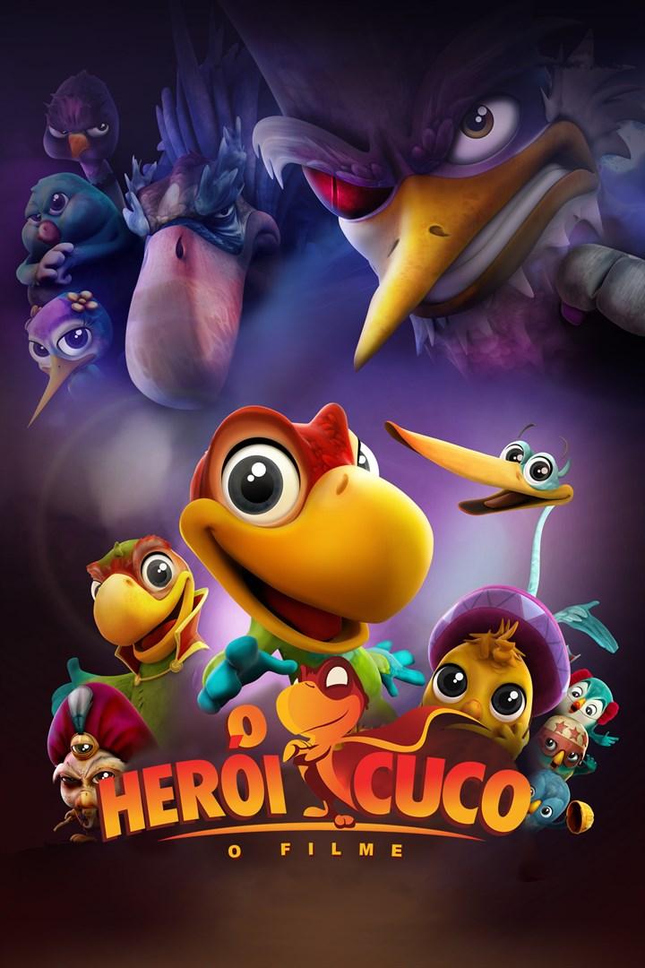 Comprar O Herói Cuco O Filme - Microsoft Store pt-BR