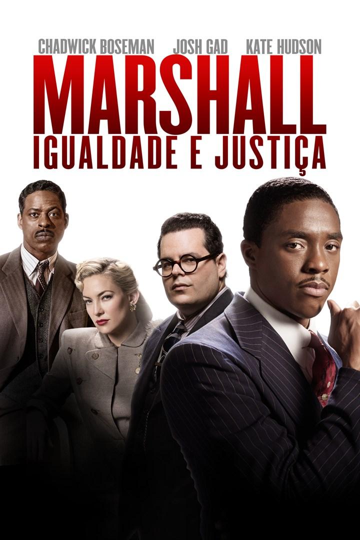 Comprar Marshall: Igualdade e Justiça - Microsoft Store pt-BR