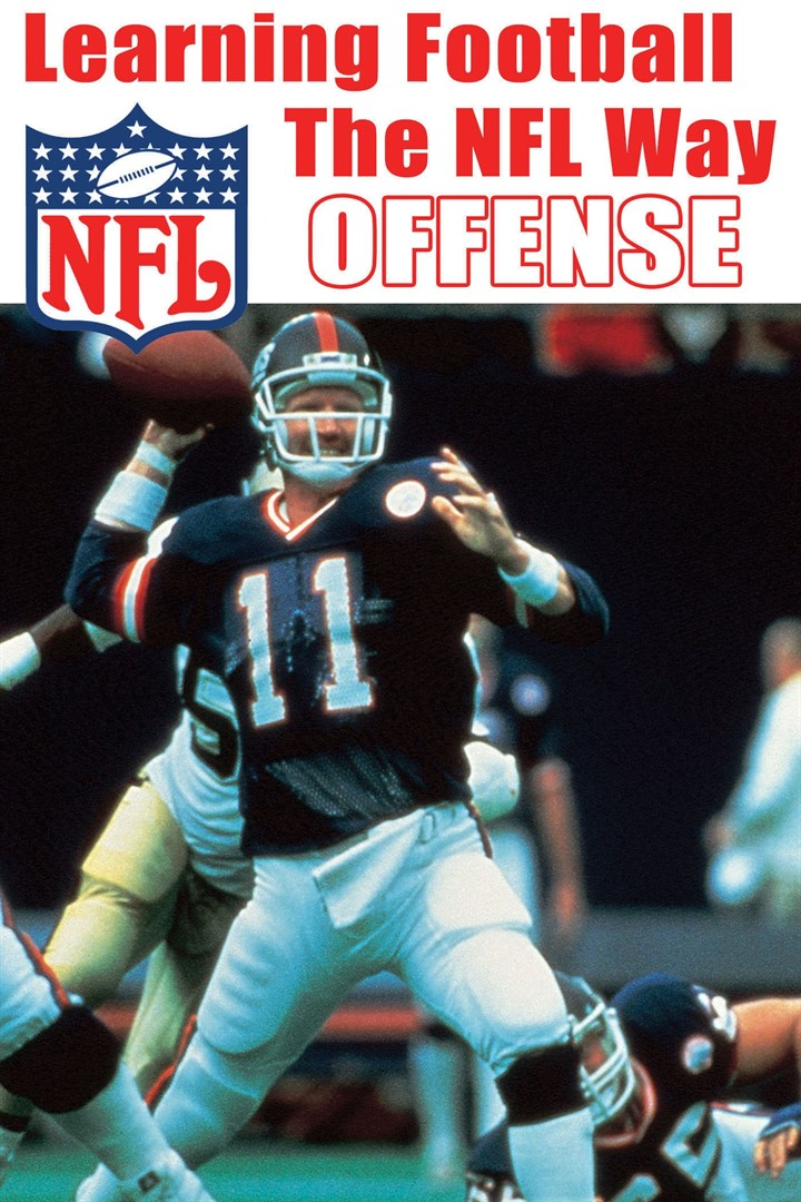competitive price f1a12 d0626 Buy Learning Football the NFL Way: Offense - Microsoft Store