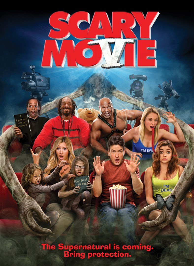 Buy Scary Movie 5 Microsoft Store