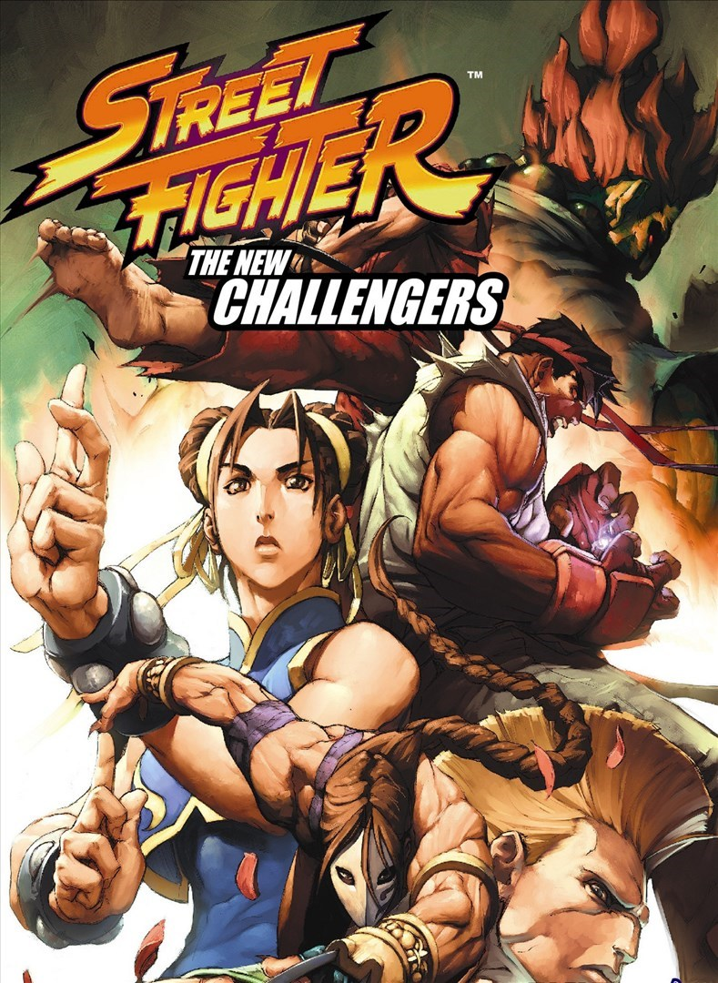 Buy Street Fighter: The New Challengers - Microsoft Store